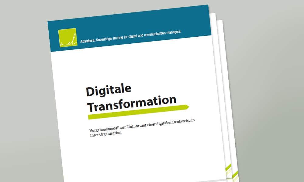 Vorgehensmodell Intranet Konzept & Digitale Transformation